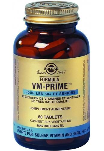VM Prime vitaminas y minerales