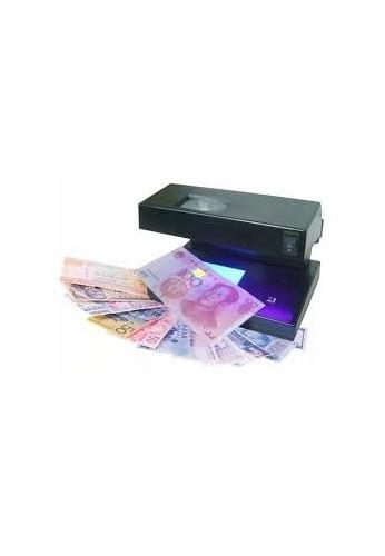 Probador Detector Billetes Falsos Luz Uv Y Lupa