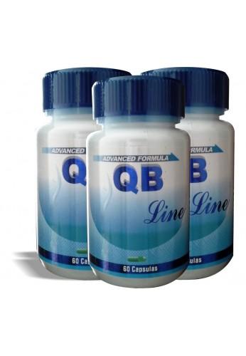 Qb Line Inhibidor De Apetito Potente Adelgazante