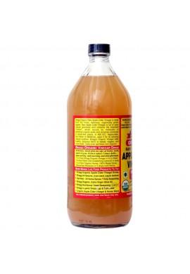 Bragg Apple cider vinegar, Vinagre de manzana orgánico