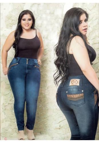 Jeans Dama Gorditas