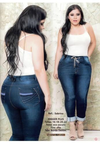Jeans Para Gorditas
