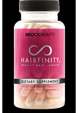 Hairfinity Vitaminas para la caída del cabello