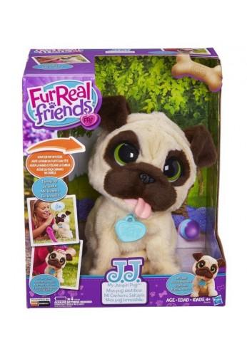 Jj Mi Pug Saltarin Furreal Friends Hasbro
