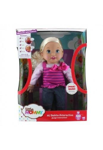 Mi Bebita Interactiva Mattel